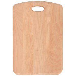 Drewniana Deska do Krojenia 45x30 (L) - Buk-b1