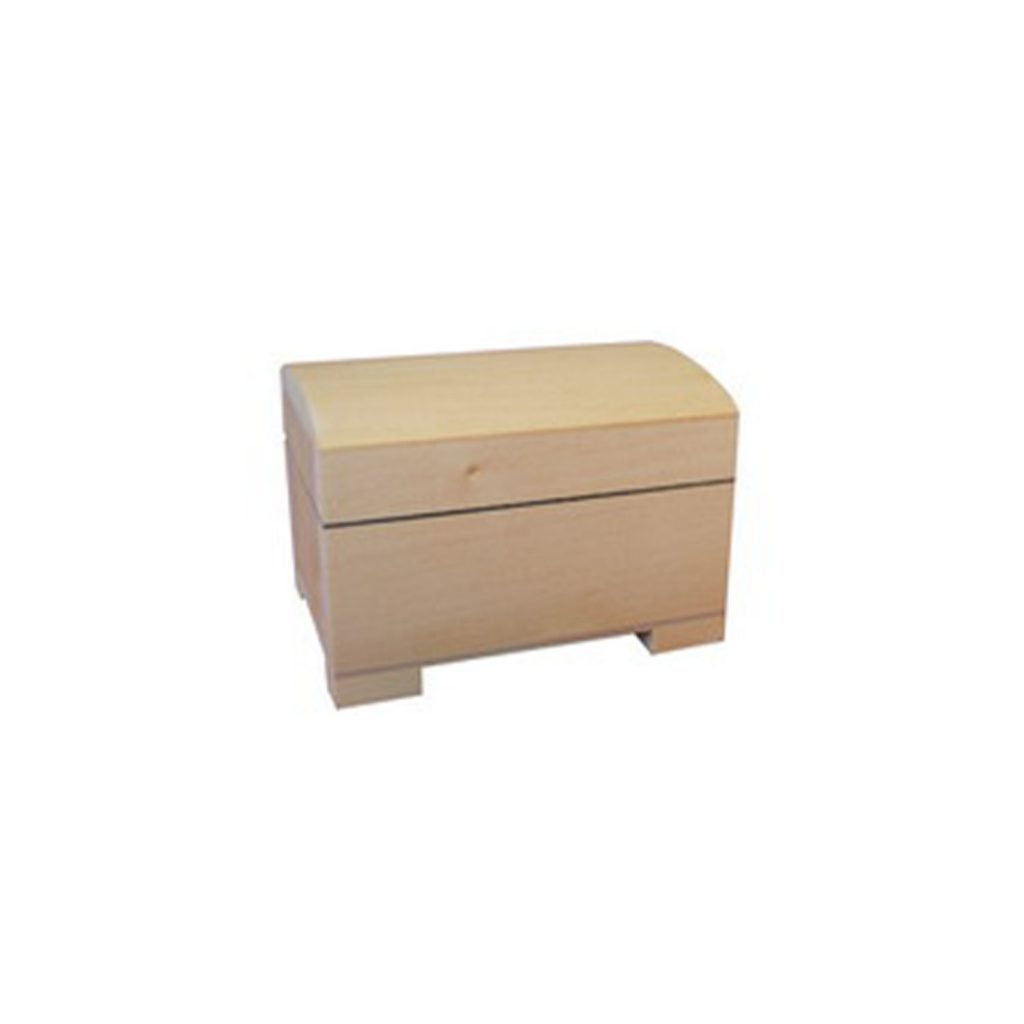 Drewniana Szkatułka 10,6x7,5