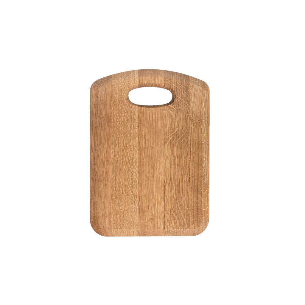 Drewniana Deska do Krojenia 28x20 (S) - Dąb