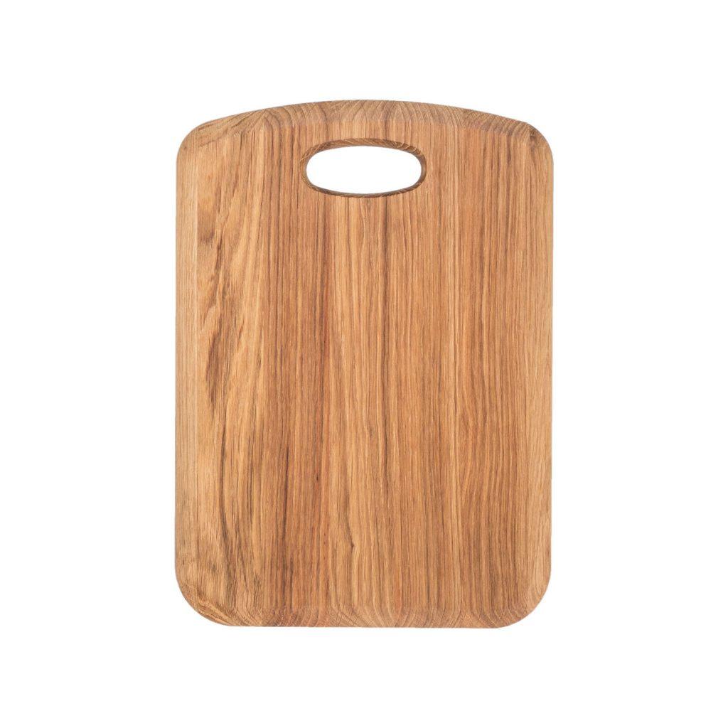 Drewniana Deska do Krojenia 34x24 (M) - Dąb
