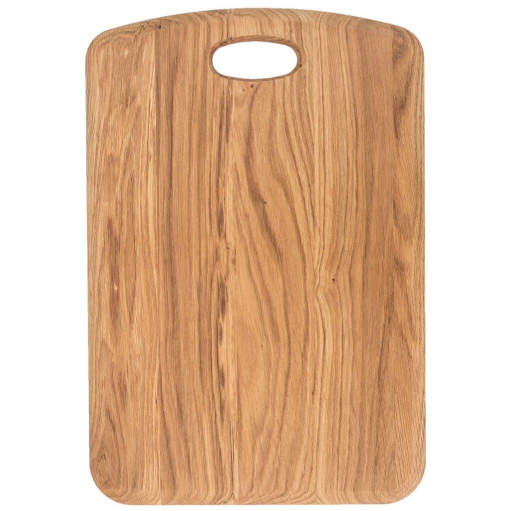 Drewniana Deska do Krojenia 45x30 (L) - Dąb