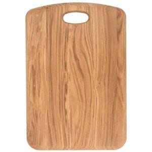 Drewniana Deska do Krojenia 45x30 (L) - Dąb_b1