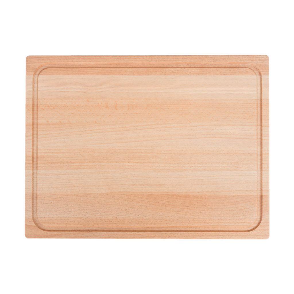 Drewniana deska do Krojenia (Blok) 40x30 - Buk