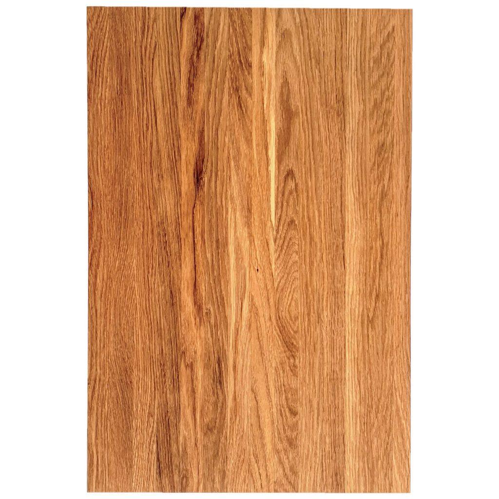 Drewniana deska do Krojenia (Blok - L) 48x33 - Dąb