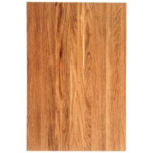 Drewniana deska do Krojenia (Blok - L) 48x33 - Dąb_b1