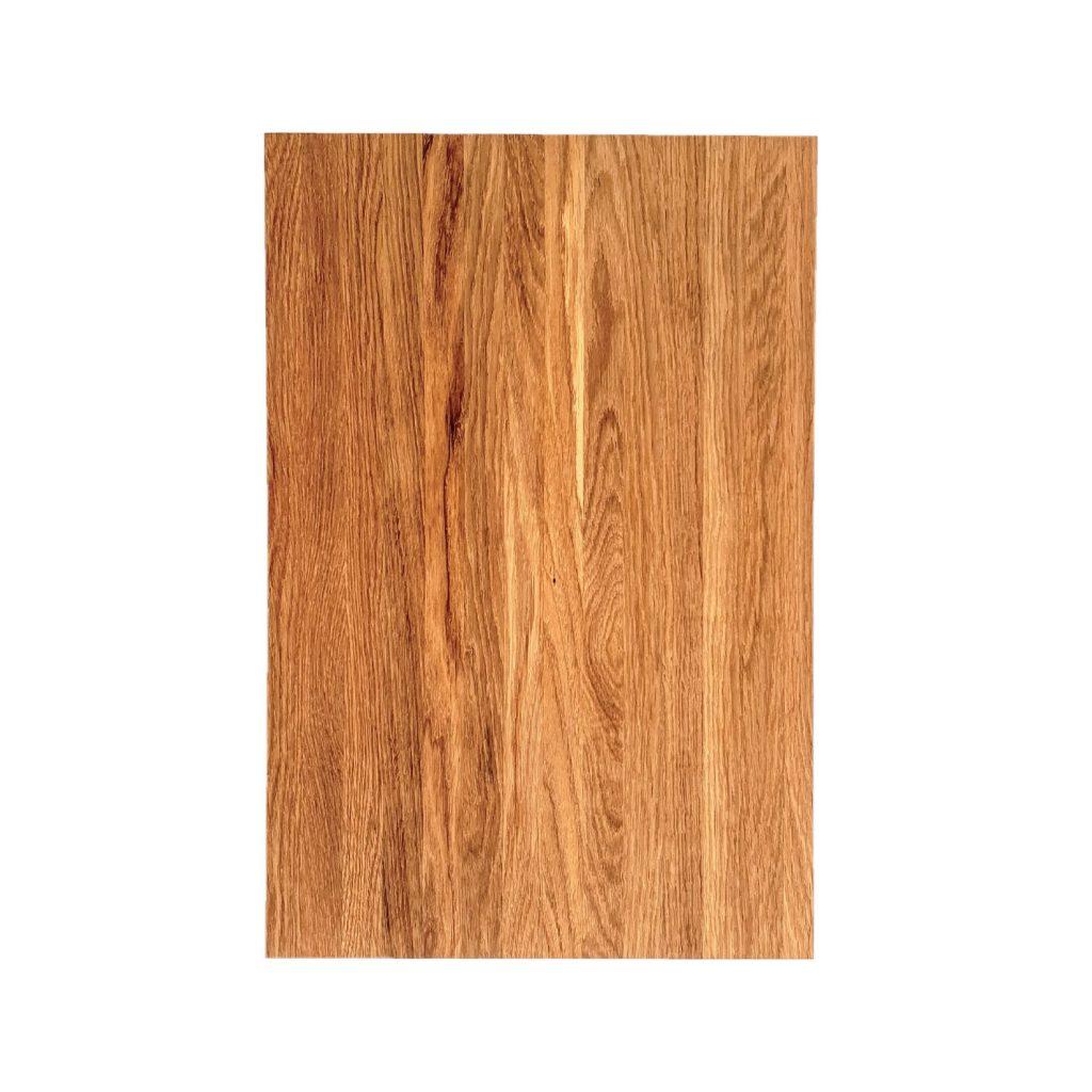 Drewniana deska do Krojenia (Blok - M) 35x25 - Dąb