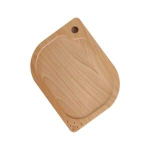 Drewniana Deska na przystawki 19x15 - Buk
