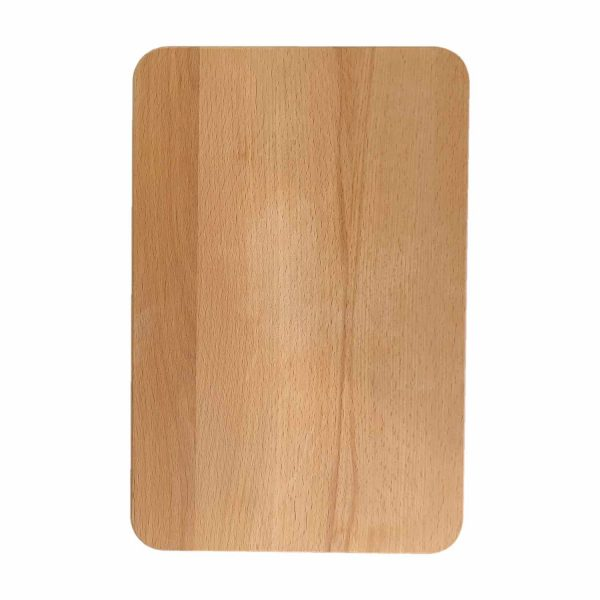 Drewniana deska do Krojenia z rowkiem (Blok) 34x24 - Buk_b2